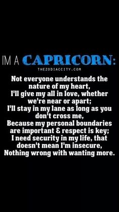it's a Capricorn life :) All About Capricorn, Capricorn Quotes, Zodiac Signs Capricorn, Capricorn And Aquarius, My Zodiac Sign, Astrology Signs, Zodiac Facts, Capricorn Season, Life Quotes