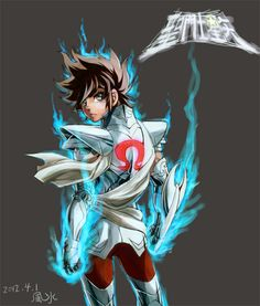 Photo: La page a atteint les 300 j'aime merci à tous ! http://www.youtube.com/watch?v=ImJyEwvOkCY  Pegasus Ryu Sei Ken !