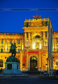 Hofburg Palace ~ Vienna, Austria  © Andriy Kravchenko
