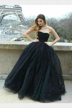 Black long prom dress,strapless party dress,elegant evening dress sold by Sexy prom dress Shop more products from Sexy prom dress 786 on Storenvy, the home of independent small businesses all over the world. Evening Dress Long, Evening Party Gowns, Black Evening Dresses, Black Wedding Dresses, Gown Wedding, Dream Wedding, Strapless Prom Dresses, Ball Gown Dresses, Dress Prom