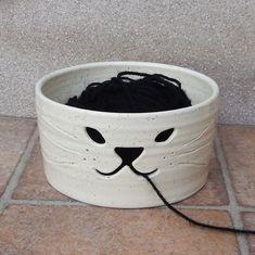 Yarn bowl ....knitti