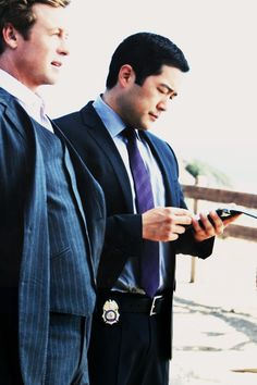 Patrick & Cho - The Mentalist