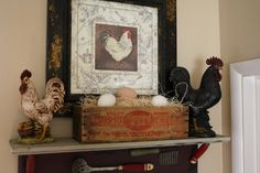 33 Best Rooster Decor Images Rooster Decor Rooster