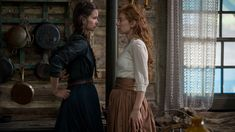 THE WORLD TO COME Trailer - 19th Century Romance Drama Starring Katherine Waterston, Vanessa Kirby, Casey Affleck, to Premiere at Sundance | VIMOOZ