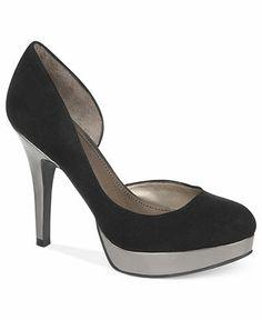 Fergalicious Holler Platform Pumps - Pumps - Shoes - Macy's