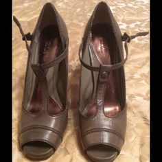 Simply Vera Vera Wang Simply Vera Vera Wang Peek Toe Simply Vera Vera Wang Shoes Heels