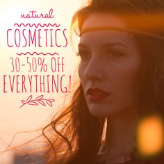 Don't wait 'til tomorrow! Take up to 50% off + Free US Shipping during our biggest sale of the year which starts NOW!  #organic #cosmetics #glutenfree #crueltyfree #skincare #blackfriday #sale http://www.ExuberanceBeauty.com
