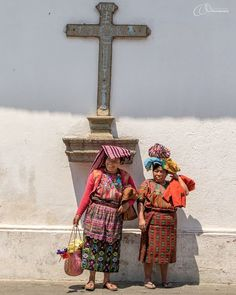 Pausing from selling to the tourists these women laugh as they watch the Gringos go by.  The outfit worn by an indigenous Guatemalan woman is a statement of her cultural and personal identity. For those in the know a woman's dress identifies exactly which village she comes from. . . . #antigua #visitguatemala #guatemala #indigenousdress #mayanwomen #weaving #mayandress #lifeofadventure #natgeovisual #iconicbuilding #bbctravel #guardiantravelsnaps #mylpguide #lpfanphoto #natgeo #Travel…