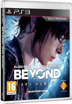 A,B,C...Games: Beyond: Two souls ya tiene caratula oficial.