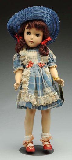 "Madame Alexander - ""Margaret O'Brien"" Doll"
