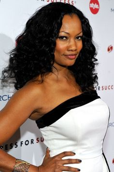 Garcelle Beauvais arrives at the 3rd Annual Give Get Fete benefiting Dress For Success WorldwideWest at The London on November 7 2011 in West...