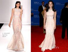 Jessica Simpson floreale per cena della Casa Bianca | Gossippando.it