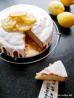 cake au citron ottolenghi