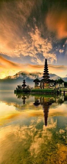 Tabanan Temple, Bali, Indonesia