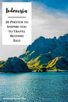 INDONESIA: 20 Photos to Inspire you to Travel Beyond Bali. Bali is a popular choice for tourists travelling to Indonesia. We hope these photos inspire you to travel beyond, to one of these other incredible places.