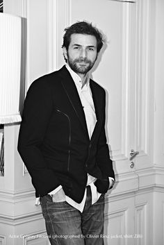 Style Quotidien • Exclusive Interview with Mr. Selfridge Star Grégory Fitoussi • Style Quotidien