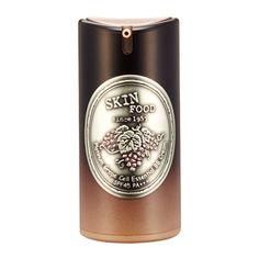 Skinfood Platinum Grape Cell Essential BB Cream PA Light Beige for sale online Cosmetics Online Shopping, Korean Cosmetics Online, Cosmetics Market, Korean Bb Cream, Cc Creme, Skin Food, Skin Elasticity, Facial Skin Care, Skin Brightening