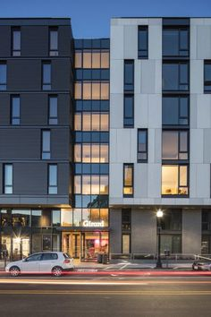 103 Best Modern Apartment Buildings images in 2019 | Facade ...