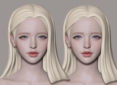 습 by June Ho Cho on ArtStation. Character Modeling, 3d Character, Character Design, Human Anatomy For Artists, Demon Drawings, Hand Drawing Reference, Modelos 3d, 3d Studio, 3d Girl