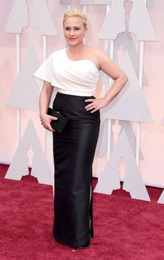 Patricia Arquette in Rosetta Getty. See all the best red carpet arrivals here: