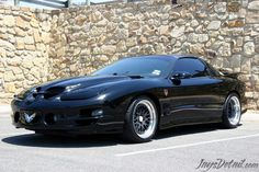 Beastly Pontiac Firebird Trans Am WS6