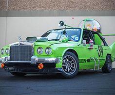 Homer Simpson's concept car was actually produced! | #conceptcar #awesome #cars