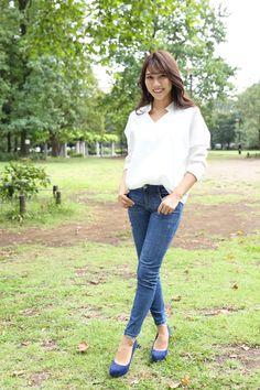 Asian Woman, Legs, Womens Fashion, Pretty, Model, Shirts, Image, Scale Model