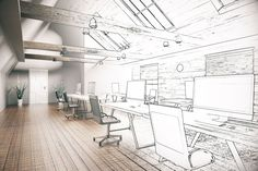 Get best tips in workplace design and Settings Impact Office Productivity and Office interior design firms and office fit out with NRM Interior Company. Interior Fit Out, Interior Design Business, Commercial Interior Design, Interior Design Companies, Best Interior Design, Commercial Interiors, Interior Sketch, Interior Designing, Best Home Design Software