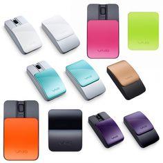 Sony Mysz VAIO - VGP-BMS15 - Wygodna praca bez kabla idodatkowa, kolorowa osłona umożliwiająca spersonalizowanie myszy. 800dpi, laser, wymienna, ruchoma osłona, Bluetooth®.    http://www.sony.pl/product/myszy-klawiatury-vaio/vgpbms15-l.ce