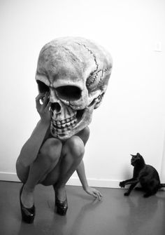 Skull. °