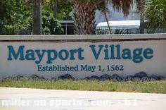 Mayport, Florida: Fresh Seafood Galore and Florida Sun