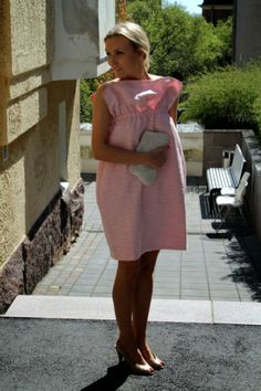 Dress Rodebjer // Clutch By Malene Birger // Heels Christian Dior // Ullalaa Malene Birger, Party Fashion, Christian Dior, My Style, Heels, Wedding, Outfits, Dresses, Heel