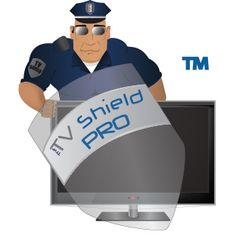 outdoor tv case for hot or cold weather the tv shield pro logo