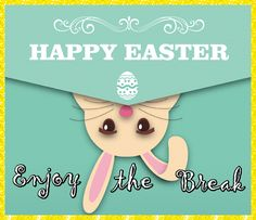 Send Easter holiday greetings with this cute bunny card. Free online Enjoy The Easter Holidays ecards on Easter Thank You Wishes, Thank You Cards, Cellphone Wallpaper, Phone Wallpapers, Happy Easter, Easter Bunny, Holiday Ecards, Family Wishes, Easter Holidays