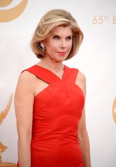 Gorgeous Celebrities Over 60 Are Proof Women Don't Necessarily Peak In Their Twenties - Christine Baranski is my fav!
