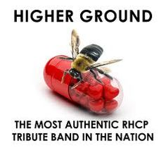 red hot chili peppers higher ground - Google zoeken