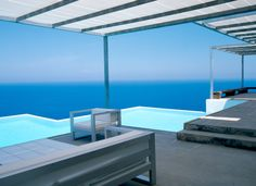 Set On The Cliffs Of Na Xamena, San Miguel With Incredible, Panoramic Views Of The Sea. Front Line. http://www.ikh.villas/rentals/zen