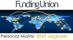 "FU ""Personalmatrix membership"" ! Introducing The 4th Generation of MLM…VIRAL Automated Social Build! Free members Earn 2tier referral Commission - Upgrade is Pure Optional. http://fundingunion.bitcoinusers.info/"