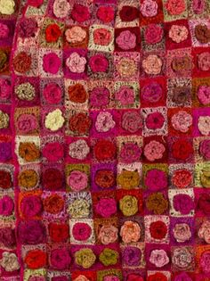 Sophie Digard - Small Flower squares