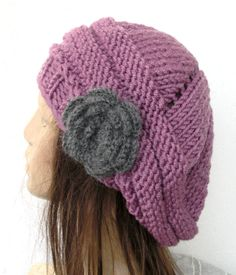 Checkout Stylish Winter Knitted Hats Collection