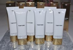 Tom Ford Glow Tinted Moisturizer SPF15 Review & Swatches Tinted Moisturizer, Moisturiser, Custom Shades, Even Skin Tone, Perfect Timing, Jojoba Oil, Just Giving, Tom Ford, Swatch