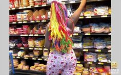 Taste The Rainbow - People Of Walmart