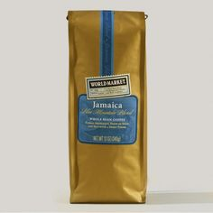 One of my favorite discoveries at WorldMarket.com: World Market® Jamaica Blue Mountain Blend Coffee