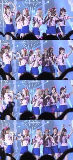 Sooyoung | Yoona | Yuri | Jessica | Hyoyeon | Teyeon | Tiffany | SNSD | Girls Generation