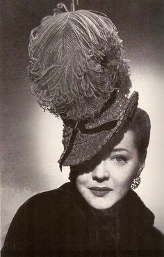 Stirred, Straight Up, with a Twist: Monday Millinery