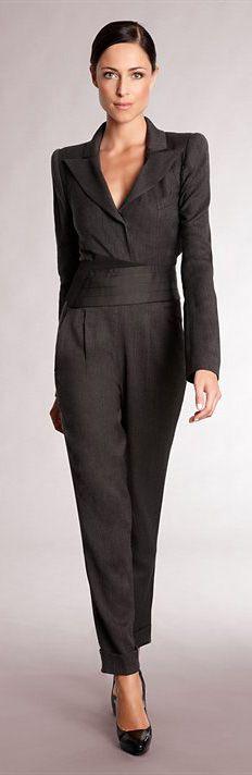 Donna Karan Fall 2012 #dkny #dress