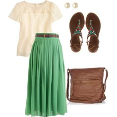 Sister Missionary #1 by emmakhuny on Polyvore