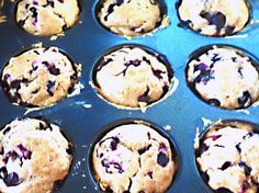 Huckleberry Muffins! | BerryLocal