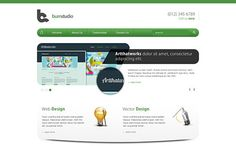 45 High-Quality Free HTML/CSS Templates from 2011 and 2012 Posted in Freebies 127 days ago Html And Css Templates, Business Website Templates, Html Css, Web Design Trends, Web Design Inspiration, Interactive Media, Responsive Web, Free Website, Cool Websites