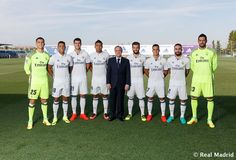 This is how the official team photo for the 2016/17 season was taken | Photos | Real Madrid CF